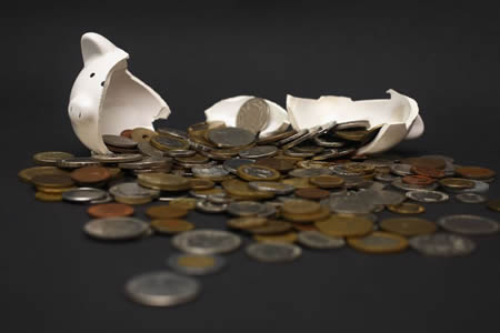 Post image for Throwing Away Your Piggy Bank