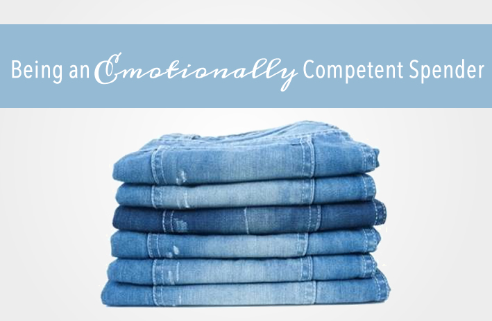 Being an Emotionally Competent Spender | www.TheHeavyPurse.com