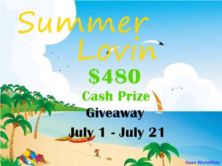 Summer Lovin Giveaway