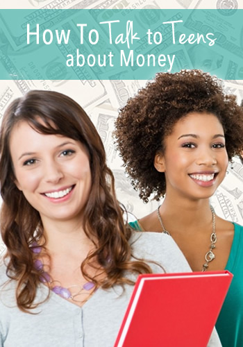 Part 3: How To Talk To Teens about Money | www.TheHeavyPurse.com