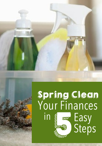5 Smart Financial Moves to Make this Spring | www.TheHeavyPurse.com