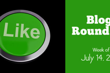 Blog RoundUP: Week of July 14, 2014