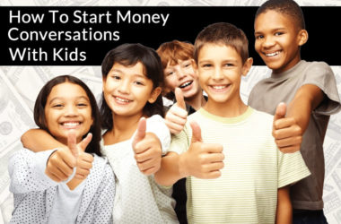 How To Start Money Conversations with Kids | www.TheHeavyPurse.com