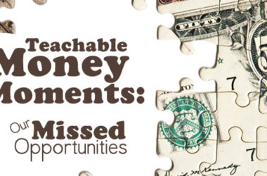 Teachable Moment Moments: Missed Opportunities