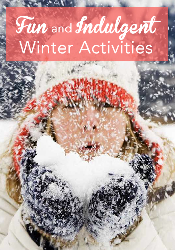 15 Fun and Frugal Winter Activities | www.TheHeavyPurse.com