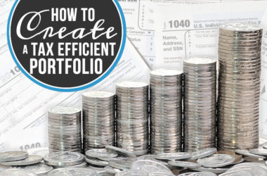 How To Create a Tax Efficient Portfolio through Asset Allocation | www.TheHeavyPurse.com