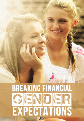 Breaking Financial Gender Expectations | www.TheHeavyPurse.com