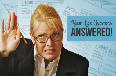 Your Tax Questions Answered | www.TheHeavyPurse.com