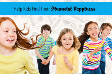 Help Kids Find Their Financial Happiness | www.TheHeavyPurse.com