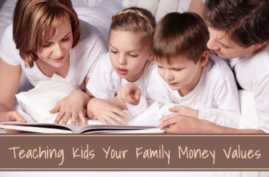 Teaching Kids Your Family Money Values #video | www.TheHeavyPurse.com