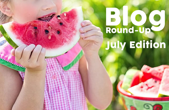 Blog Round-Up: July Edition   www.TheHeavyPurse.com