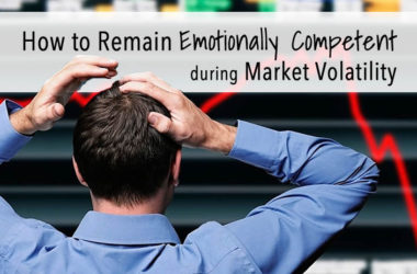 How To Remain Emotionally Competent during Market Volatility | www.TheHeavyPurse.com