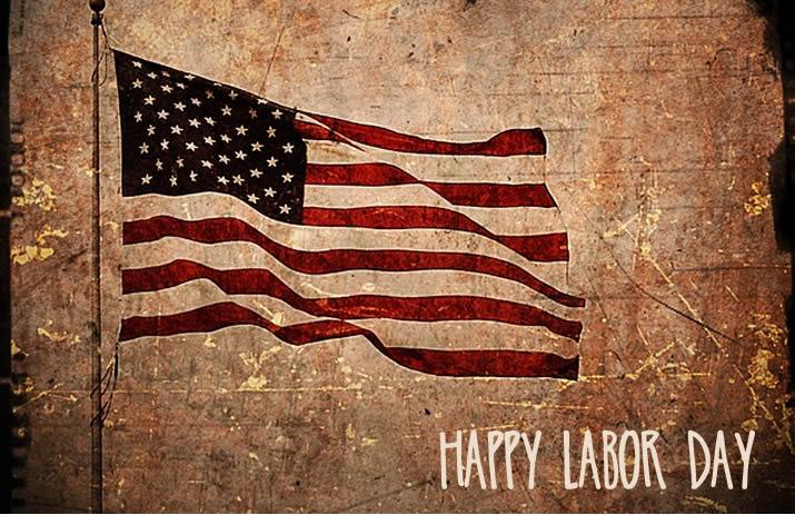 Happy Labor Day | www.TheHeavyPurse.com