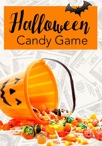 The Halloween Candy Game | www.TheHeavyPurse.com