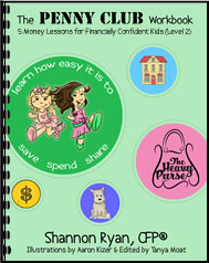 Penny Club Workbook