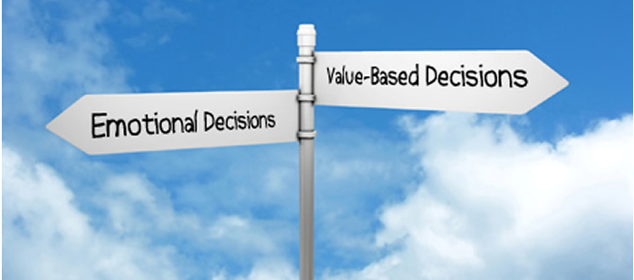 How To Make Value-Based Money Decisions