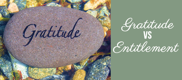 Gratitude Versus Entitlement: 5 Steps to Raising Grateful, Financially Confident Kids