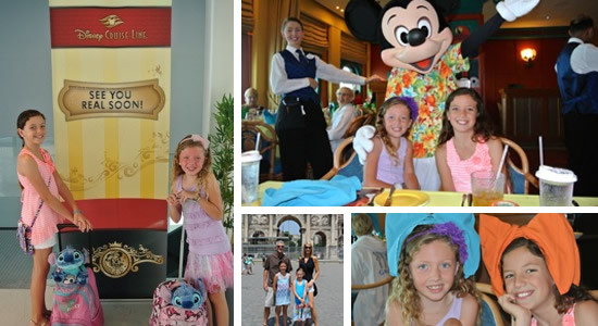Disney Cruise Review and Vacation Money Lessons