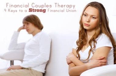 Couples Financial Therapy: 4 Keys to a Strong Financial Union | www.TheHeavyPurse.com