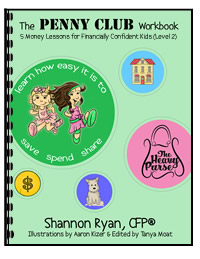 The Penny Club Workbook