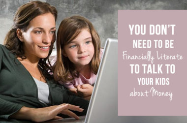You Don't Have to Be Financially Literate to Talk to Your Kids about Money | www.TheHeavyPurse.com