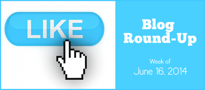 Favorite posts for the week of June 16, 2014