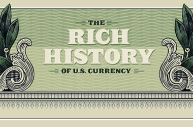 Money history #infographic