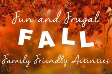 10 fun and frugal Fall activities