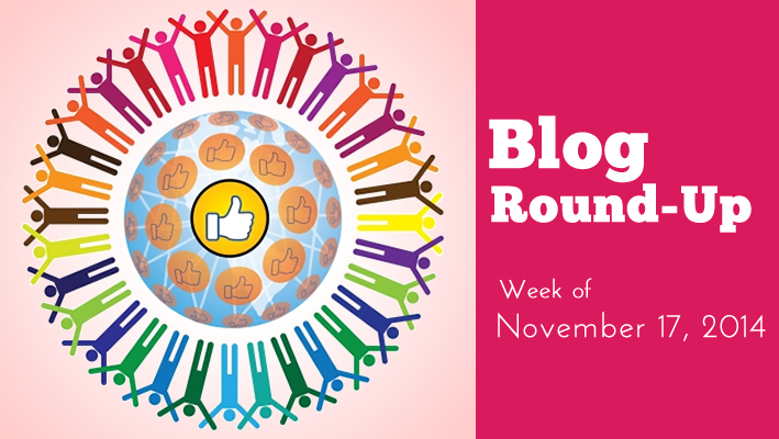 Blog Round-Up: Week of November 17, 2014