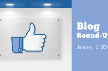 Blog Round-Up: Week of January 12, 2015