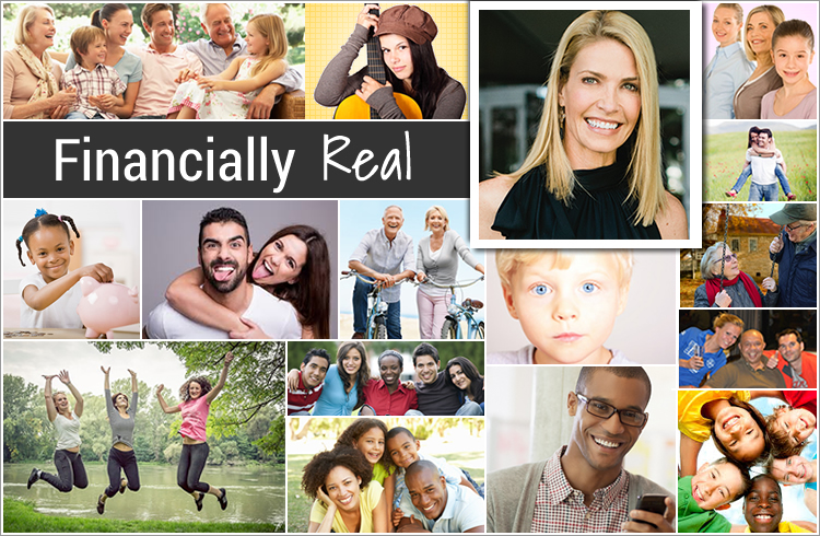 Get Financially Real to Find Your Money Happiness | www.TheHeavyPurse.com