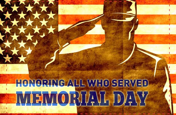 Happy Memorial Day | www.TheHeavyPurse.com