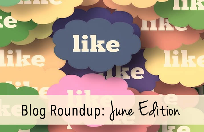 Blog Round-Up: June Edition | www.TheHeavyPurse.com