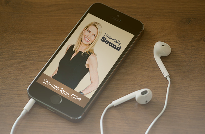Launching The Financially Sound Podcast with Shannon Ryan | www.TheHeavyPurse.com
