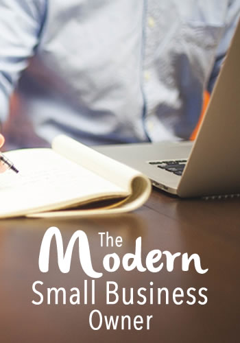 The Modern Small Business Owner | www.TheHeavyPurse.com
