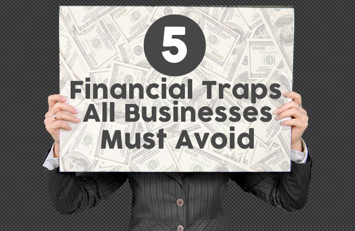 5 Business Traps All Businesses Must Avoid | www.TheHeavyPurse.com
