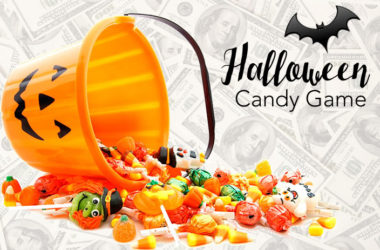 Halloween Candy Game | www.TheHeavyPurse.com