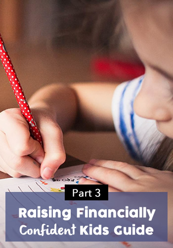Part 3: Raising Financially Confident Kids | www.TheHeavyPurse.com